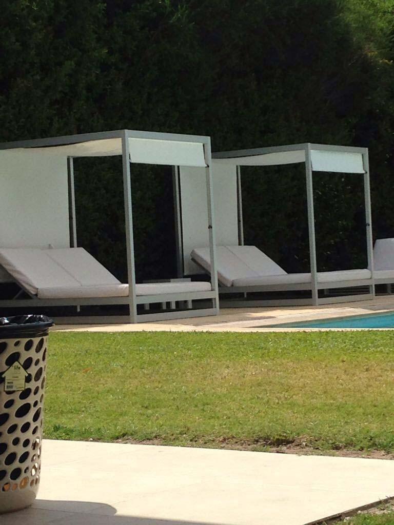 Nordeco Muebles Para Exterior De Aluminio Anodizado # Muebles Deexterior